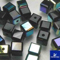 Jet_Ab_4MM_Swarovski_5601_Cube