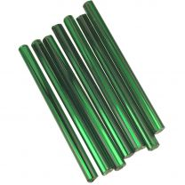 Kelly Green Silver Lined 35MM Bugle