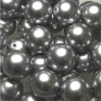 Light Gray 6MM Pearl Ball
