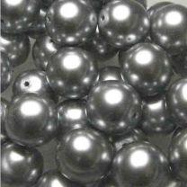 Light Gray 8MM Pearl Ball
