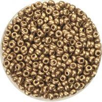 Matte Gold 110 Seed Bead