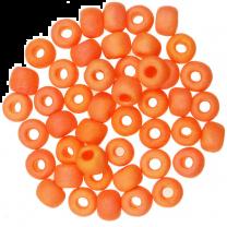 Matte_Orange_Iris_60_Seed_Bead