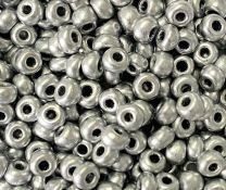Matte Silver 60 Seed Bead