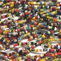 Mixed_Christmas_African_Trade_Seed_Beads