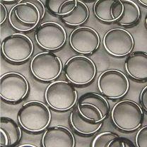 Nickel Silver 6MM Split Ring