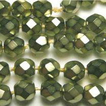 Olive_Pearl_6MM_Fire_Polished_