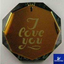 Sahara 44MM I Love You Pendant