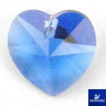 Saphire_10MM_Swarovski_Heart_Pendant