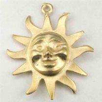 Satin_Gold_26MM_Sunface_Cast