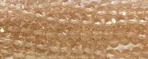 Silk 6x4MM Faceted Rondelle