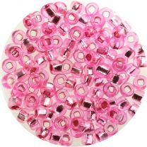 Silver_Lined_Rose_80_Seed_Bead
