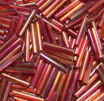 Silver_Lined_Ruby_AB_Size_5_12MM_Bugle_Bead