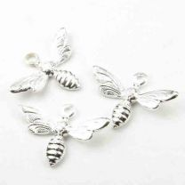 Silver_Plate_13x7MM_Bee_Stamping