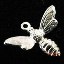 Silver_Plate_17x11MM_Bumble_Bee