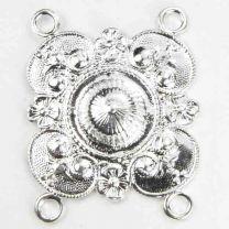 Silver_Plate_24MM_4-Loop_Flora