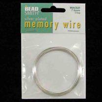 Silver_Plate_2_inch_Memory_Wir