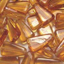 Topaz 16x10MM Triangle Bead