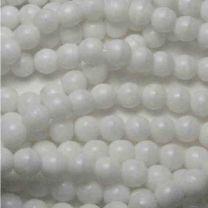 White 6MM Druk Ball